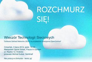 Wieczór Technologii Sieciowych (SDN)