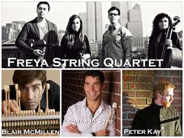 Freya String Quartet with Blair McMillen, Joel...