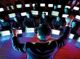It's Electric! - Mark Engebretson & CNMF Laptop...