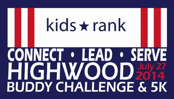 Buddy Challenge & 5K Run, benefitting Kids Rank