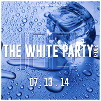 """ICE!"" The White Party 2014"