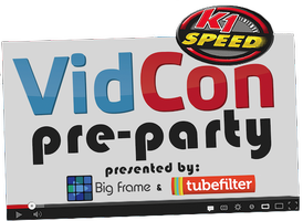 The 4th Annual VidCon Pre-Party Hosted by Tubefilter...