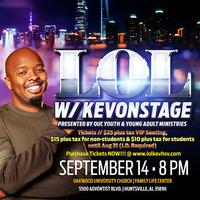 Kevonstage Comedy Show Tickets, Sat, Sep 14, 2019 at 8:00 PM