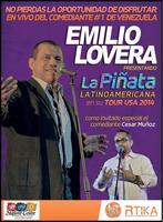 HOUSTON, TX EMILIO LOVERA LA PINATA