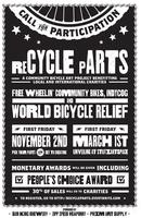 reCYCLE pARTS: A Community Bicycle Art Project- Artist...