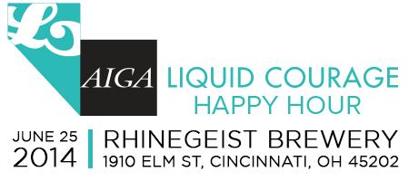 Liquid Courage Happy Hour