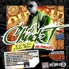 DJ Chuck T  logo