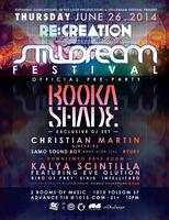 RE:CREATION ft BOOKA SHADE dj set