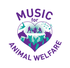 Music For Animal Welfare logo