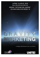 SEMINARIO GRAVITY MARKETING LATINA - LA LEGGE...