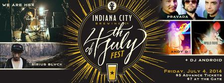 Indiana City's 2nd Annual 4th of July Fest