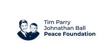Tim Parry Johnathan Ball Peace Foundation logo