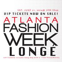 Atlanta Fashion Week June 21, 2014