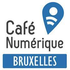 Café Numérique Bruxelles logo
