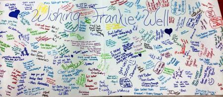 Wishing Frankie Well