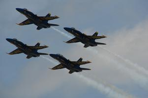 QUAD CITIES AIR SHOW Camping & Golf Package