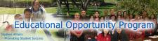 Educational Opportunity Program (EOP), Fresno State, Dream Success Center, Office of Black Student Success, & Renaissance Scholar Program logo
