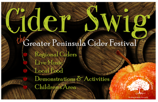 CIDER SWIG - the Greater Peninsula Cider Festival