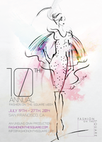 10th Annual Fashion On The Square WEEK - A Charity...