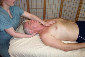 Myofascial Release: Cervical Thoracic