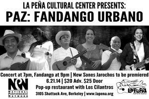PAZ: Fandango Urbano