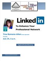 Linkedin To Enhance Your Professional Network