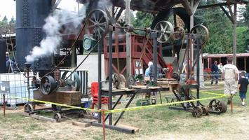 54th ANNUAL ANTIQUE ENGINE & TRACTOR SHOWS Camping &...