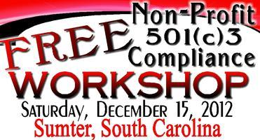 Compliance Workshop for Non-Profit 501(c)(3)