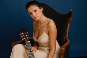 ANA VIDOVIC, guitar at NY Guitar Seminar at Mannes