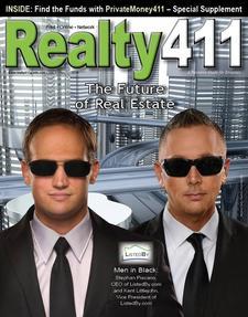 Realty411 Magazine logo