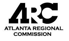 At the Atlanta Botanical Gardens / Hosted by the Atlanta Regional Commission logo