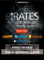 The Pirates of Silicon Valley Cruise Party 2012