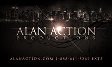 ALAN ACTION EVENTS 1-888-611-8267 logo