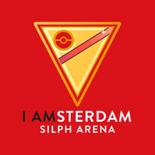 Amsterdam Silph Arena Discord logo