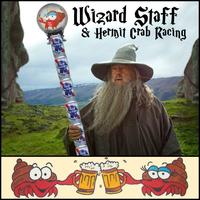 WIZARD STAFF & HERMIT CRAB RACING!