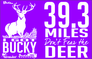 """BUCKY"" CHALLENGE -- Delaware Canal Half Marathon..."