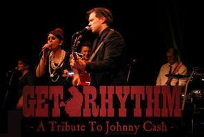GET RHYTHM - A TRIBUTE TO JOHNNY CASH (Support: DONNA...