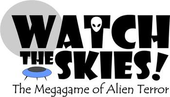 Watch The Skies - NYC Megagame