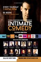 Intimate Comedy : LIVE Standup Comedy with top TV...