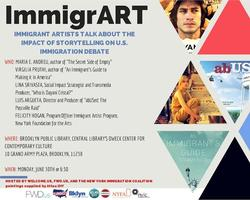 ImmigrART: Storytelling and Art as Tools for Immigrant...