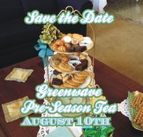 Greenwave Pre-Season Tea