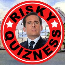 Risky Quizness logo
