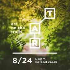 Art On The Trails  logo