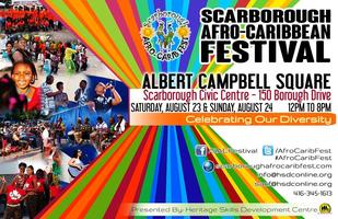 3rd Annual Scarborough Afro-Caribbean Festival