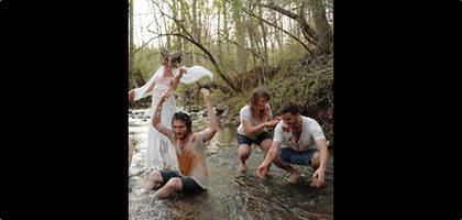 Pinkerton Raid Album Release Show
