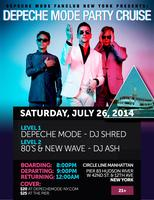 Depeche Mode / 80's Party Cruise