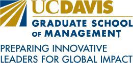 UC Davis MBA Orientation 2015: Sacramento Part-Time...
