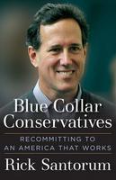 Santorum Book Signing - Blue Collar Conservatives -...