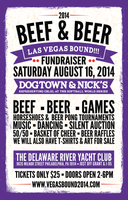 Dog Town & Nick's Softball World Series Beef & Beer