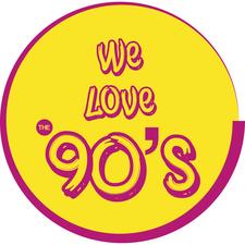 We Love the 90's logo